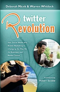Twitter book by Warren Whitlock