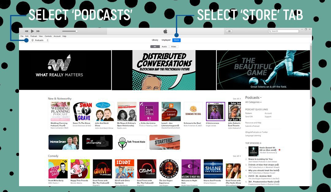 "How To Subscribe & Rate My Podcast ""5-stars"" On iTunes"