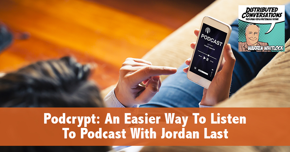 DC Jordan | App For Podcast Listeners